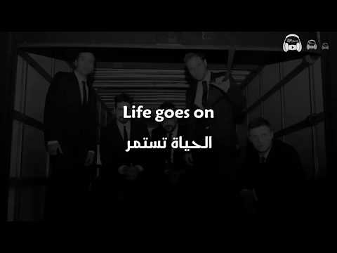 Backstreet Boys -  Show Me The Meaning مترجمة عربي