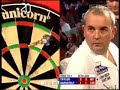 Phil Taylor v Ray Barneveld 2006 match up's