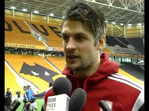 George Friend Wolves post-match