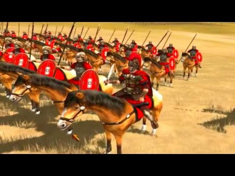 The Best Video Games EVER! - Rome: Total War Review (PC. Mac)