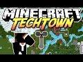 Minecraft TechTown - PEN.S TROLL [FTB] [Tech World 2] #106