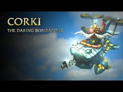 Corki Champion Spotlight Music Videos