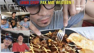 SPECIAL ! Lamb Chop Banjir Bersama Kchup, Laparpo & Fendi (PAK MAT WESTERN PENANG)