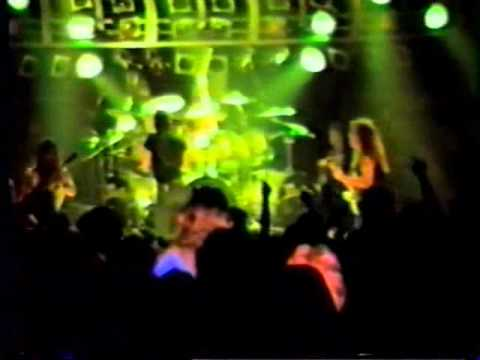 savatage live with Chris Oliva
