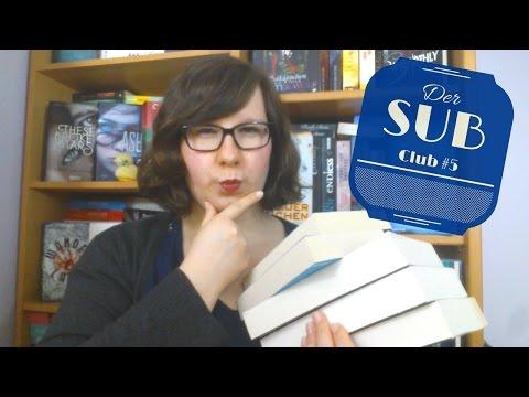 SUB-Club #5: Zombielastige Bücher & Unsicherheit, welche Bücher ich schon gezeigt habe   schokigirl