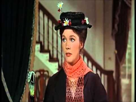 Walt Disney's Mary Poppins Scene