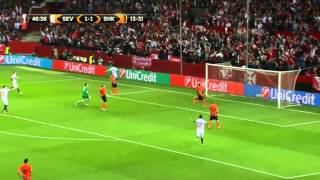 Watch Sevilla Make Another UEFA Europa League Final - Highlights