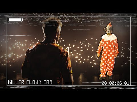 THE SCARY CLOWN ATTACKED ME ON STAGE!! **emergency**