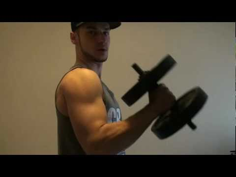 Top 5 Exercises for BIG ARMS with 1 dumbbell! Image 1