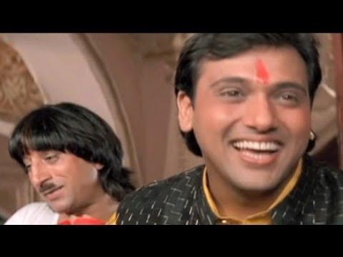 Govinda Kadar Khan Shakti Kapoor Raja Babu - Comedy Scene 221...