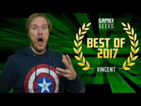 De beste games van 2017 volgens Vincent - Verhaal nog nooit zo belangrijk!