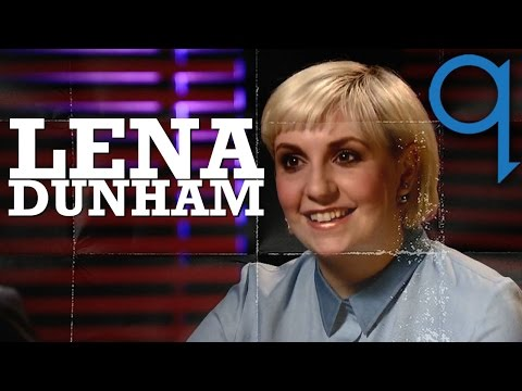 "Lena Dunham is ""Not That Kind of Girl"""