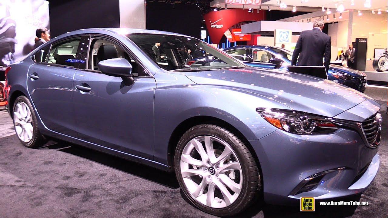 2016 Mazda 6 Touring - Exterior and Interior Walkaround ...