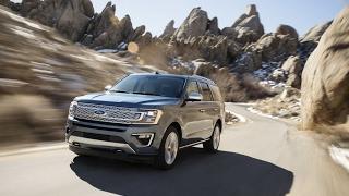 Chi tiết Ford Expedition 2018 - SUV đẳng cấp