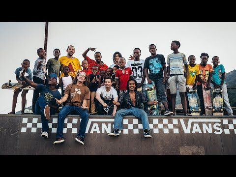 Route One Skate Team Visit Skateistan and Indigo Skate Project