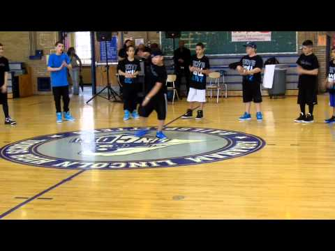 ICONic Boyz Dance for HealthCorps
