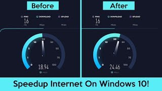 How To Speed Up Any Internet Connection! (New)