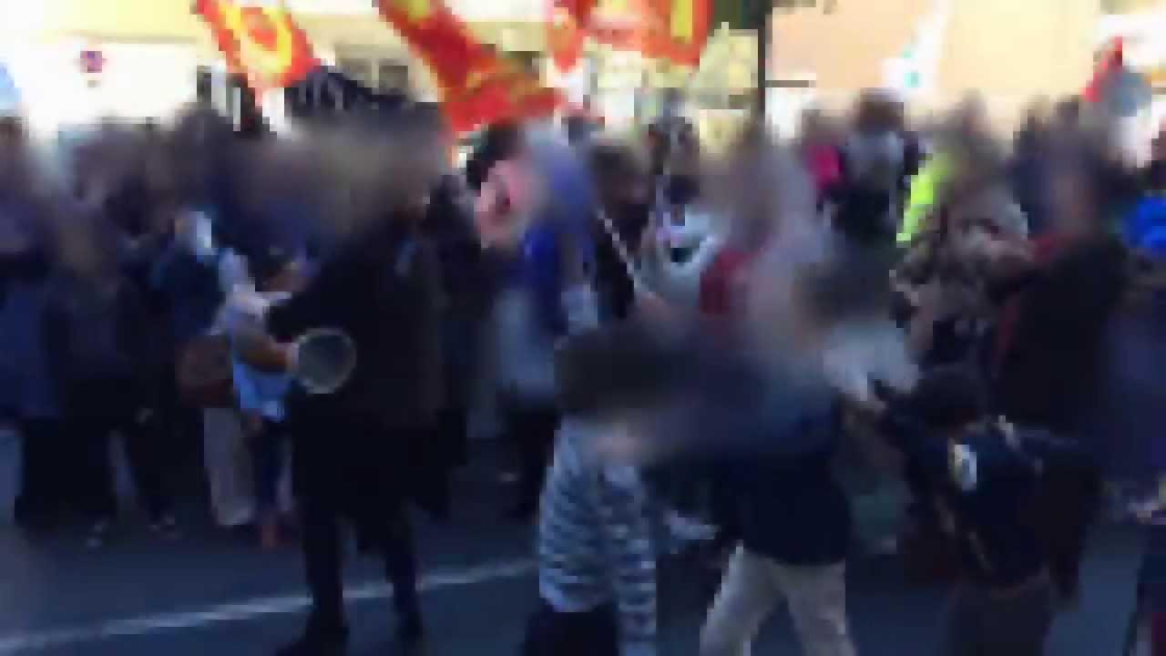 Ecole Petits Ormes 1 AulnaysousBois  manifestation inspection  ~ Cours D Arabe Aulnay Sous Bois