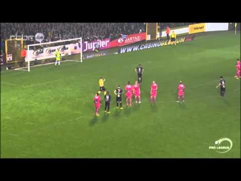 Lokeren 5-2 Charleroi