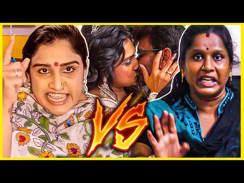 Vanitha VS Peter Paul-ன் முதல் மனைவி – ஆக்ரோஷ பதிலடி பேட்டி