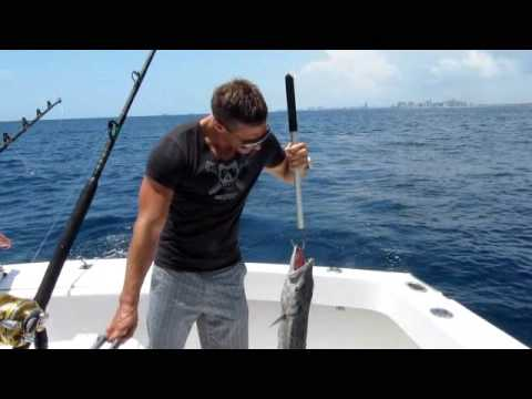 Deep Sea Fishing Fort Lauderdale Florida. (Tiesto, Fall To Pieces)