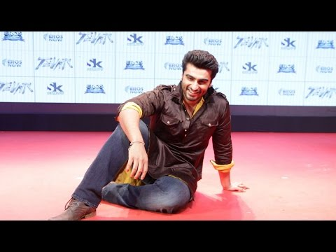 What is Arjun Kapoor's New Year resolution ?