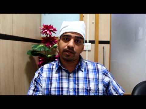 Hair Transplant with DHT technique by Dr Pradeep Sethi, MD (AIIMS, New Delhi)