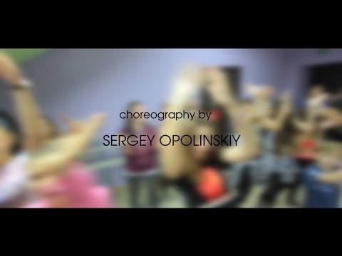 Rick Ross - My Man choreography by Sergey Opolinskiy
