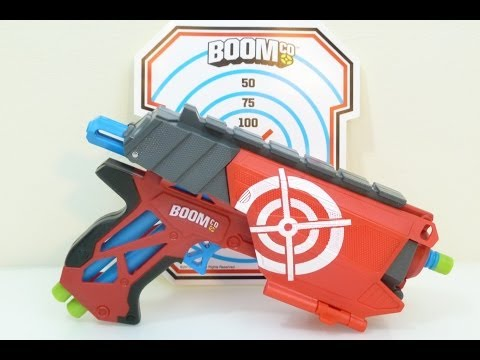 Rob A Reviews BOOMco Farshot Dart Gun from Mattel