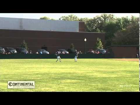 Nazareth Academy vs Benet Academy Baseball May 21, 2014 - 05/22/2014