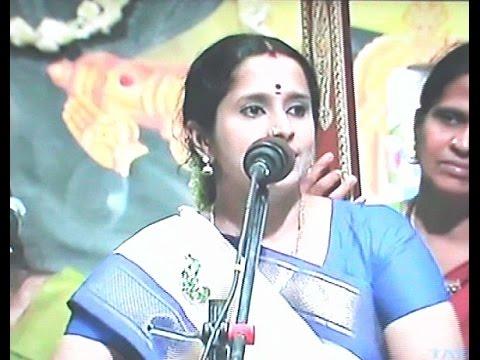 28 Feb 2015 Azwarkalin Prabandham  Smt.visaka Hari Sangeetha Upanyasam video