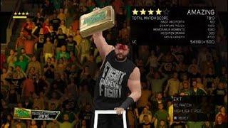 WWE 2K17 BARRONINTHEBANKS