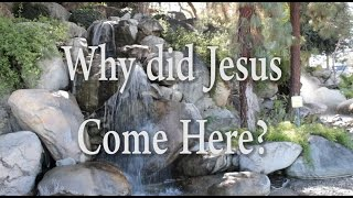 Why Did Jesus Come To This Earth? - One Minute Truths