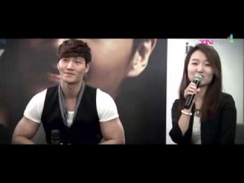 Singapore Fanmeeting Interview - Kim Jong Kook's