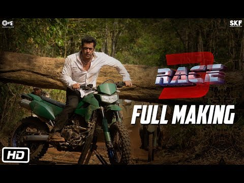 Race 3 | Full Making | Salman Khan | Remo D'souza thumbnail