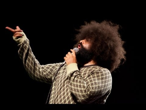 Reggie Watts: A send-off in style