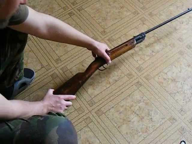 Ружье стреляет картошкой как сделать