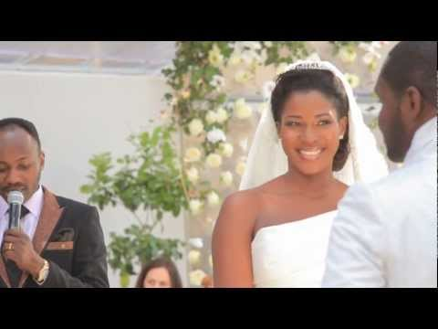 Stephanie OKEREKE and Linus IDAHOSA - BEST WEDDING VIDEO EVER