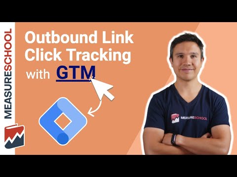 Outbound / External Link Tracking with Google Tag Manager
