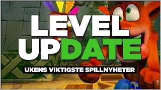 Level Update #33: Crash, NES Classic, Zelda, Nioh, Wildlands, Rocket League