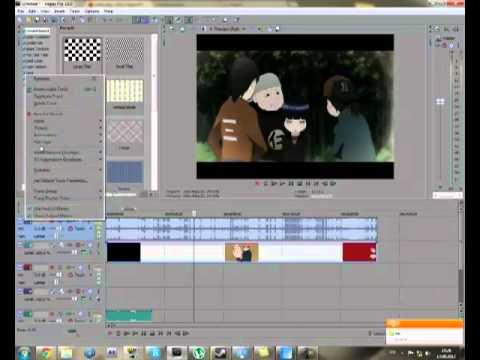 как сделать свой клип по аниме