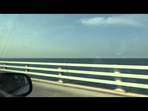 King Fahd Causeway Bridge Drive - Bahrain/Saudi Arabia