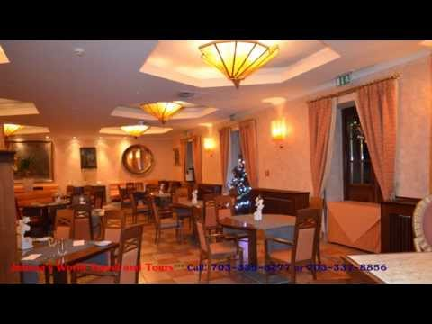 JULIANA'S WORLD TRAVEL AND TOURS: AMA Certo-Prague Restaurants and Hotel