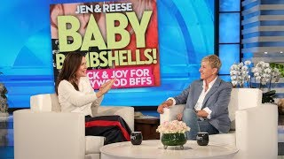 Jennifer Garner Addresses Her 'Baby Bombshell'