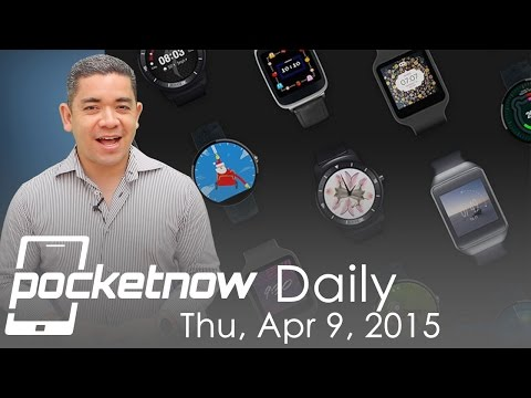 LG G4 camera,  Android Wear on iPhone, Apple Watch online & more - Pocketnow Daily