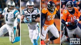 Download Lagu Super Bowl 50 Preview & Senior Bowl Recap (Full Show) | Move the Sticks | NFL Gratis STAFABAND
