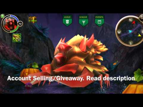 Order and Chaos Online: Account GiveAway or Sell