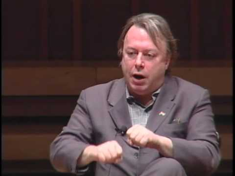 Christopher Hitchens in Conversation: The Only Subject is Love