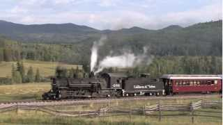Steam in the Rockies - Cumbres & Toltec - Cumbres Fiesta Train