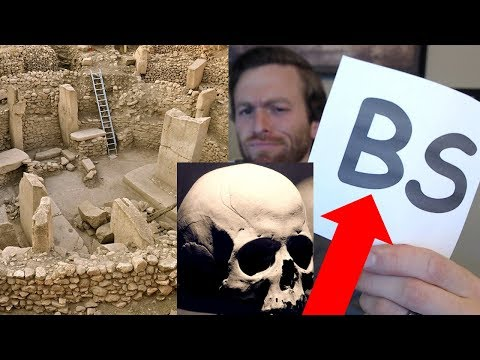 Gobekli Tepe Ancient Skull Cult Temple? Lost Human Civilization & Ancient Technology